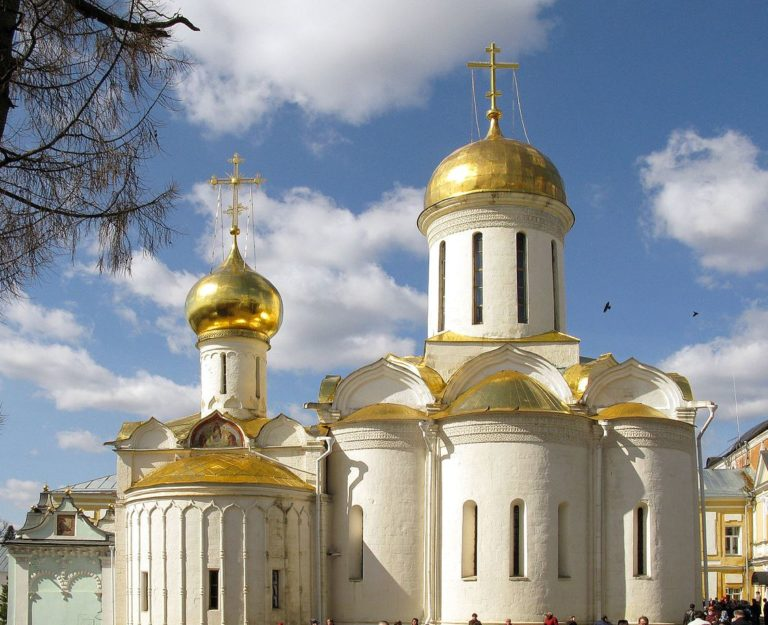 Троицкий собор. 1422—1423 гг.