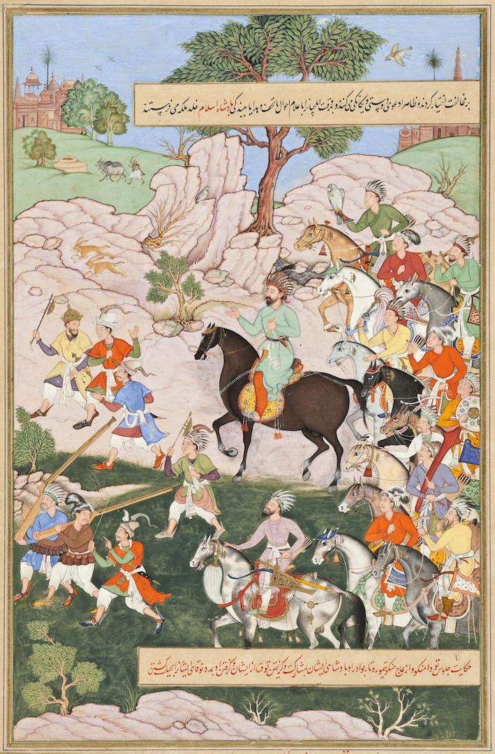 Туда-Менгу и его Орда. 1596
