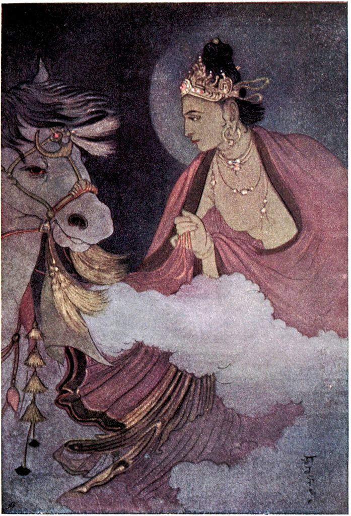 Уход Сиддхарты. 1914