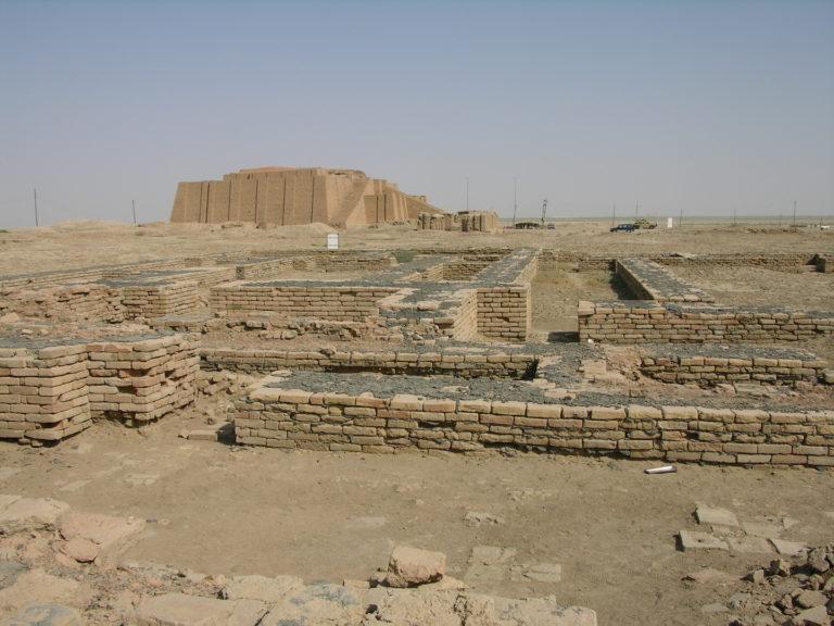 Город Ур. С 4 тысячелетия до IV века до н. э.