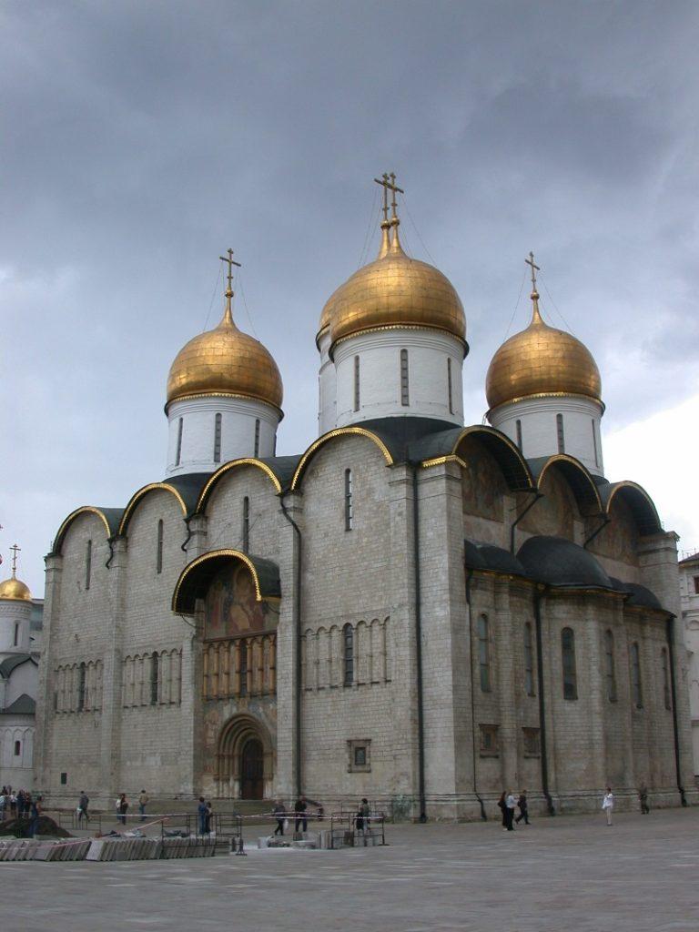 Успенский собор Московского Кремля. 1478