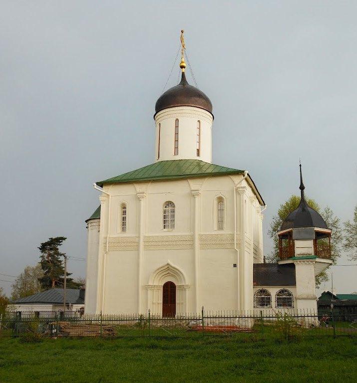 Успенский собор на Городке. 1399 г.