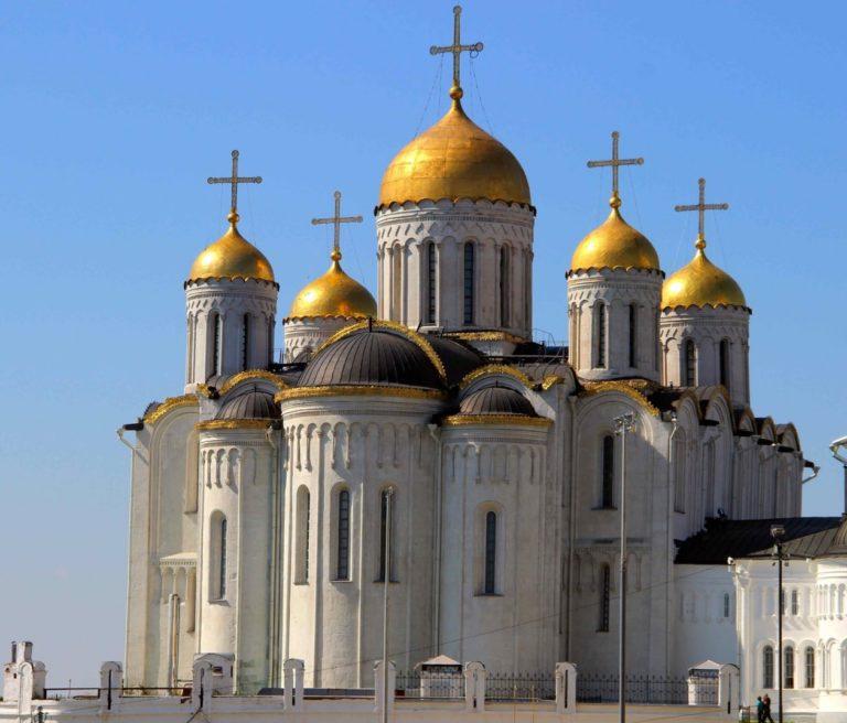 Успенский собор во Владимире. 1158—1160 гг.