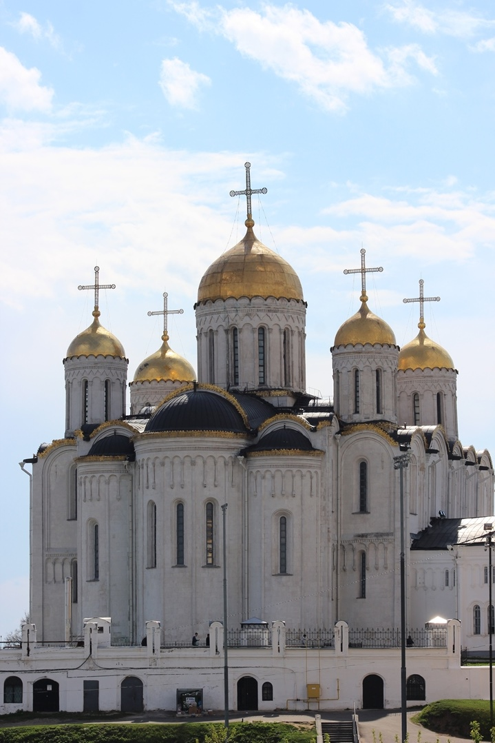 Успенский собор. 1158—1189 гг.