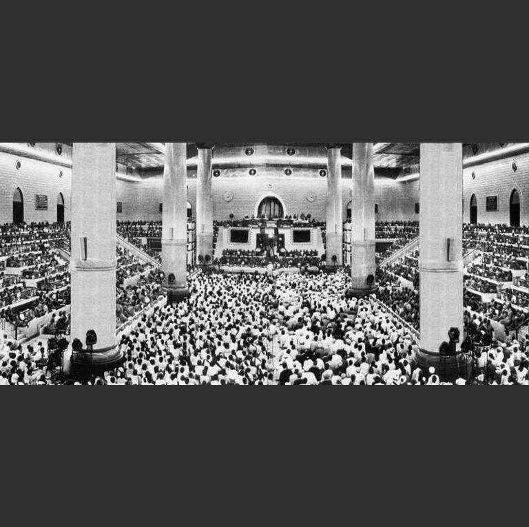 VI буддийский собор. 1966