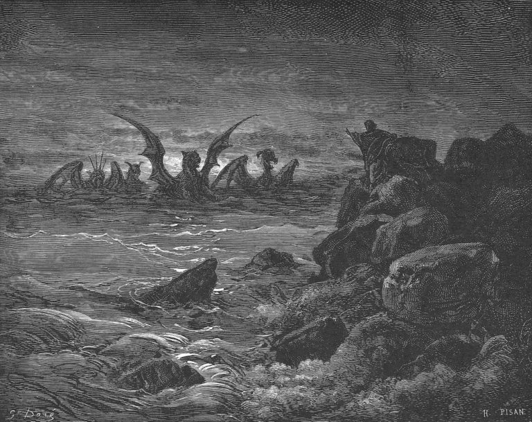 Видения пророка Даниила. 1865