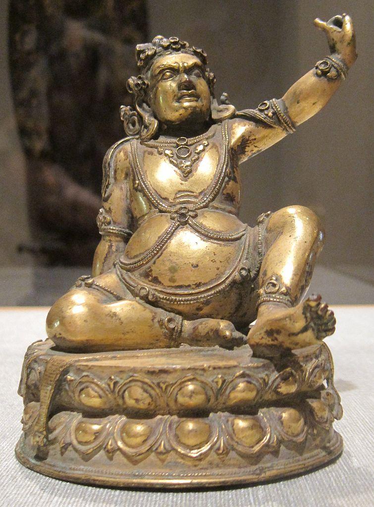 Вирупа. Тибет, XVIII в.