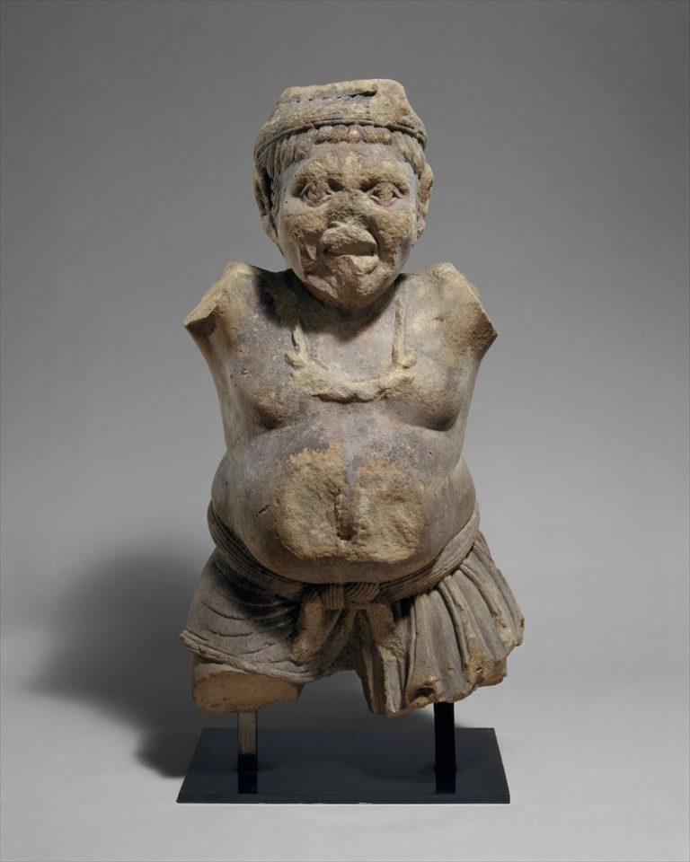 Якша. Индия, I в. до н.э.