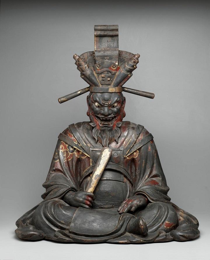 Яма, бог смерти в буддизме