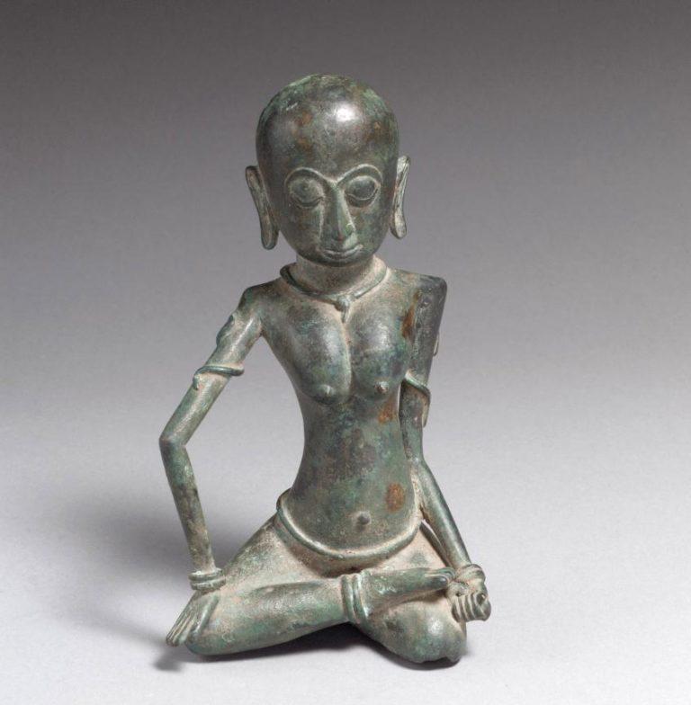 Женщина аскет. XV–XVI вв. Индонезия