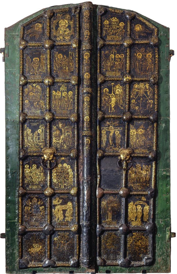 Златые врата. 30-е гг. XIII в.