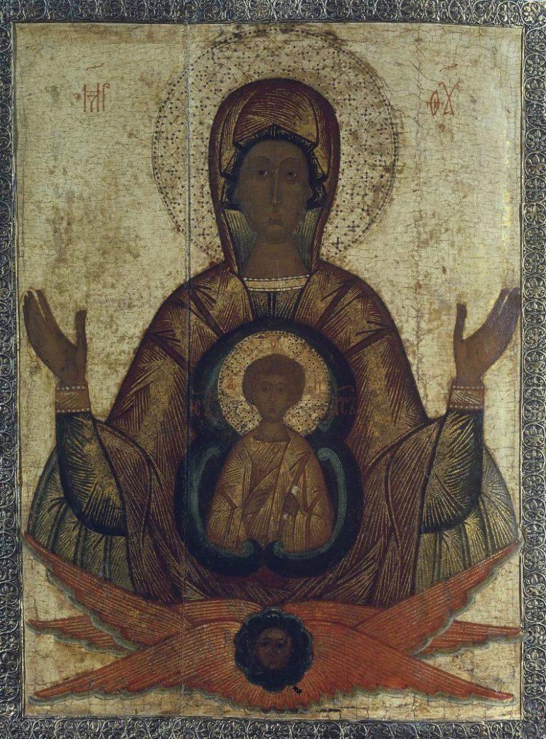 Знамение. XVI в.