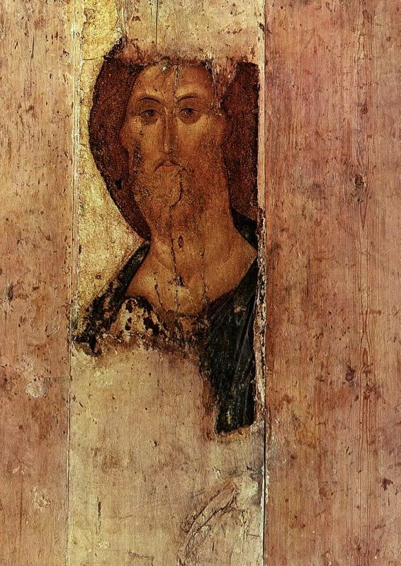 Звенигородский Спас. 1410-е