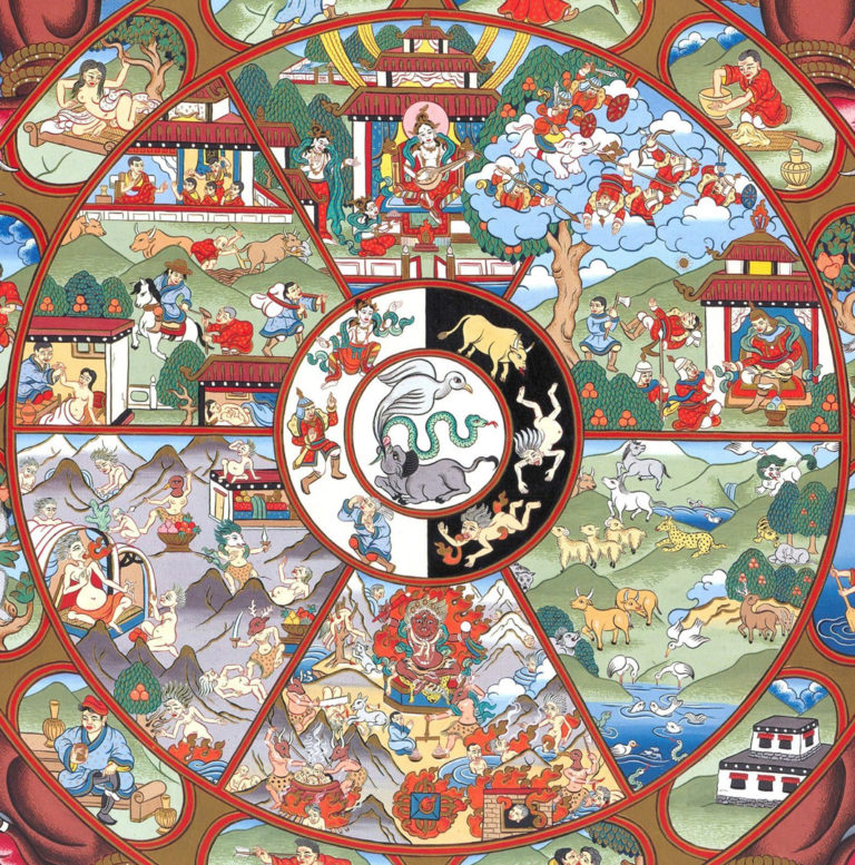Миры буддизма