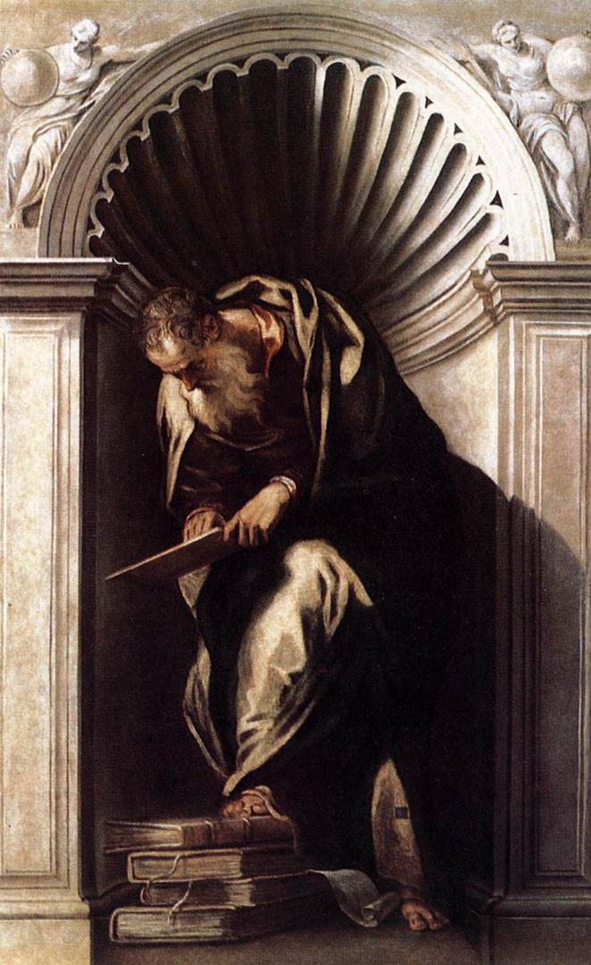 Аристотель. 1560-е