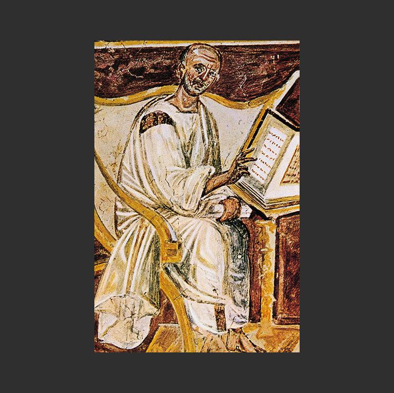 Аврелий Августин. VI в.