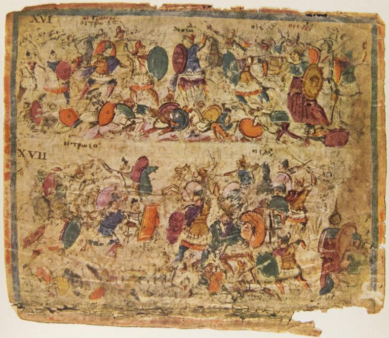 Битва богов. V-VI вв. н.э.