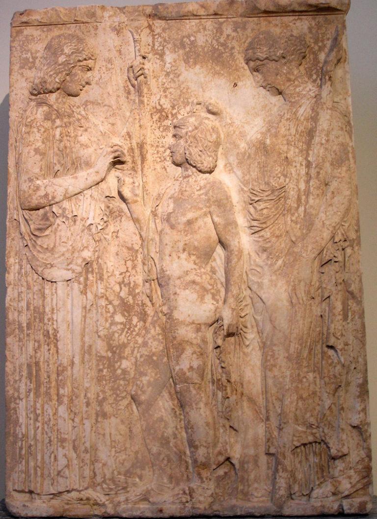 Элевсинские мистерии. V ст. до н. э.