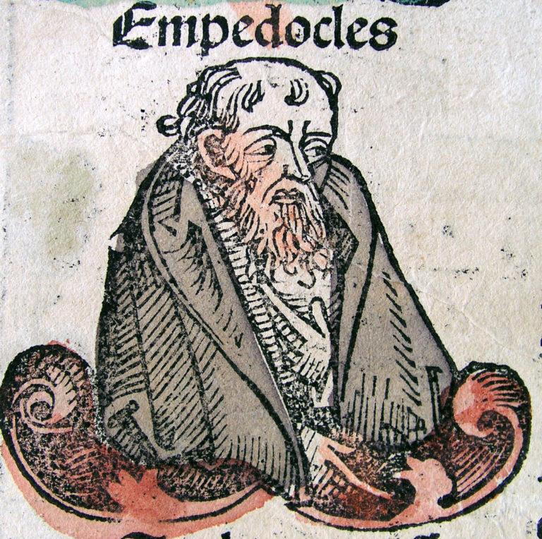 Эмпедокл. 1493