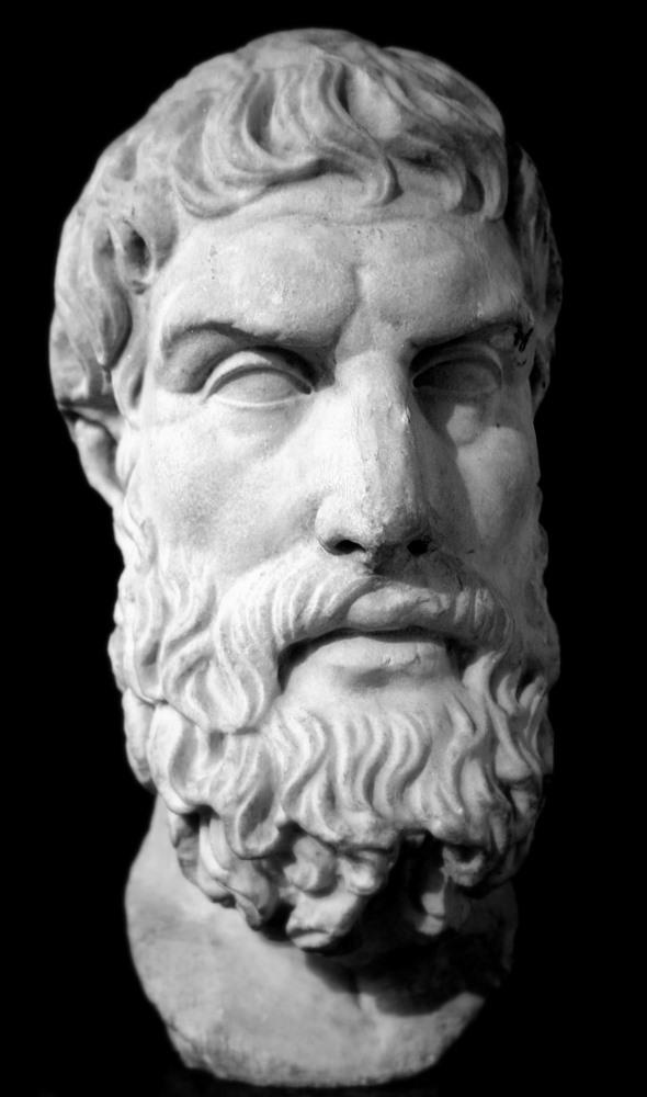 Эпикур. III-II в. до н.э.