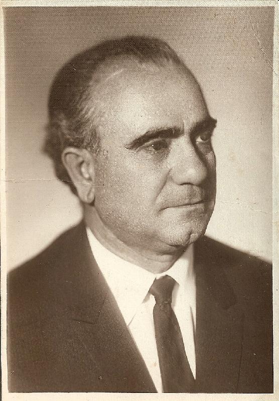 Феохарий Харлампиевич Кессиди (1920-2009)