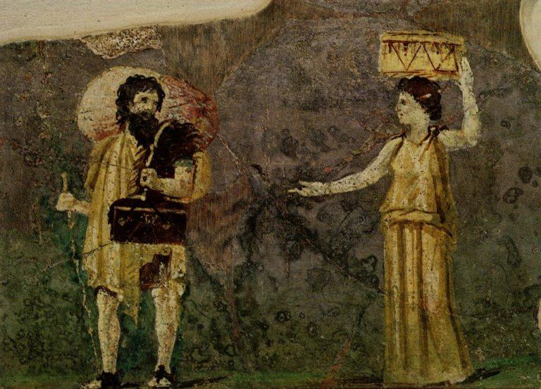Философ-киник Кратет Фиванский и Гиппархия