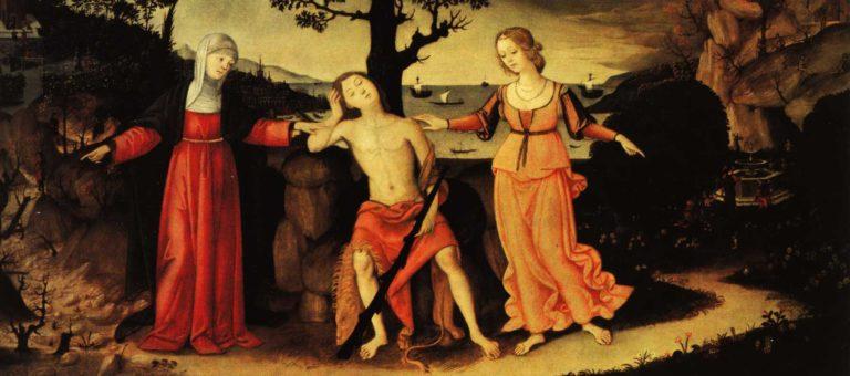 Геркулес на распутье. Ок. 1505