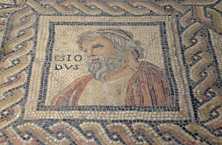 Гесиод. III-IV вв. н.э.