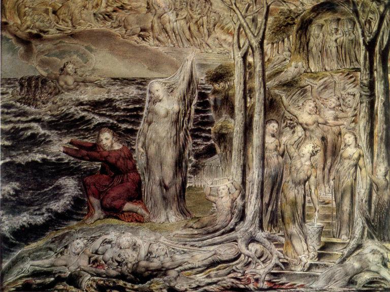 Иллюстрация к трактату Порфирия «О пещере нимф»