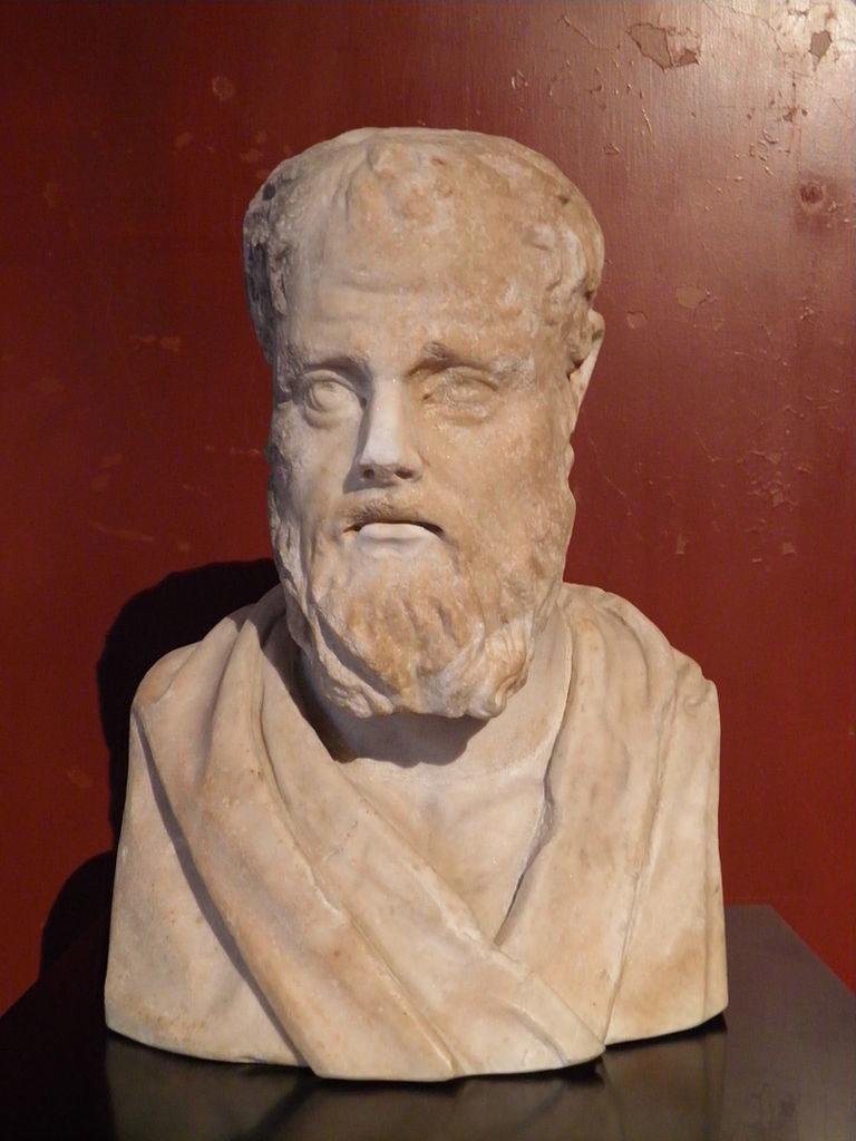 Исократ. III в. до н.э.