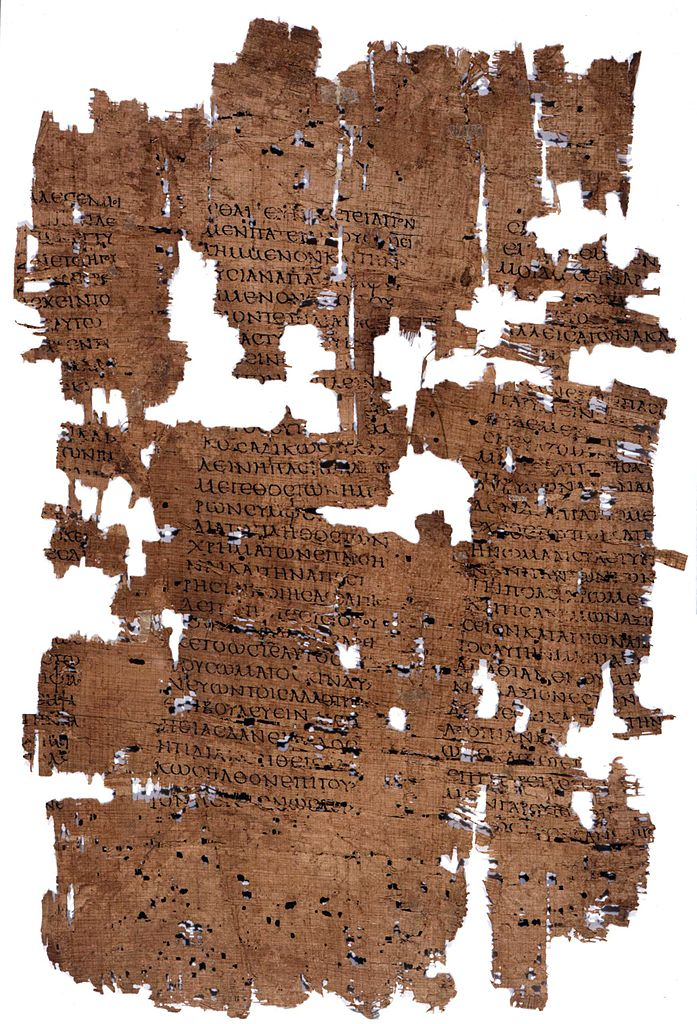 Исократ. Трапезитик, 44-48. I в. н.э.