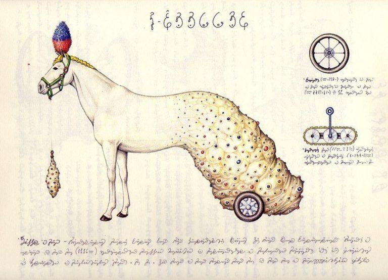 Кодекс Серафини. 1981 г.