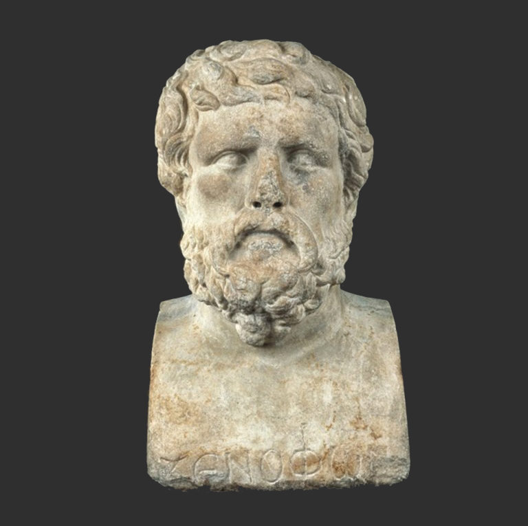 Ксенофонт. Греко-римский период 332 г. до н.э. – 395 г. н.э.