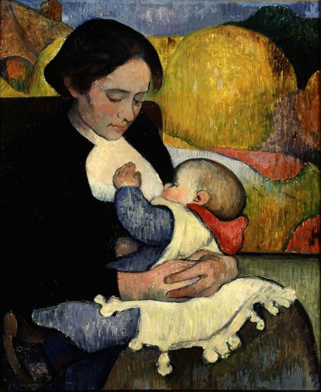 Материнство. 1889