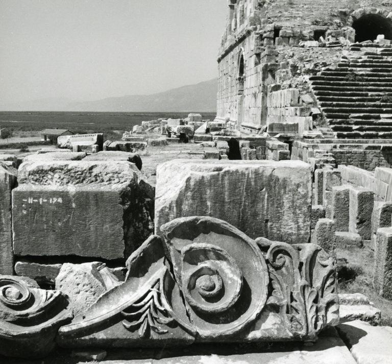 Милет (Балат). 1962 год