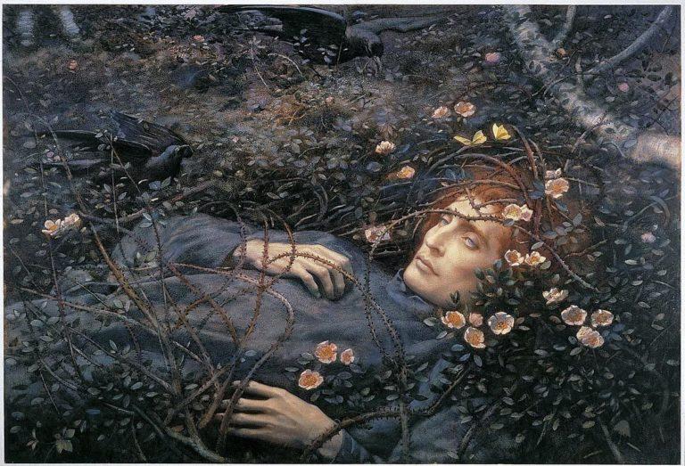 О, что это такое в пустоте…(вопрос) 1893