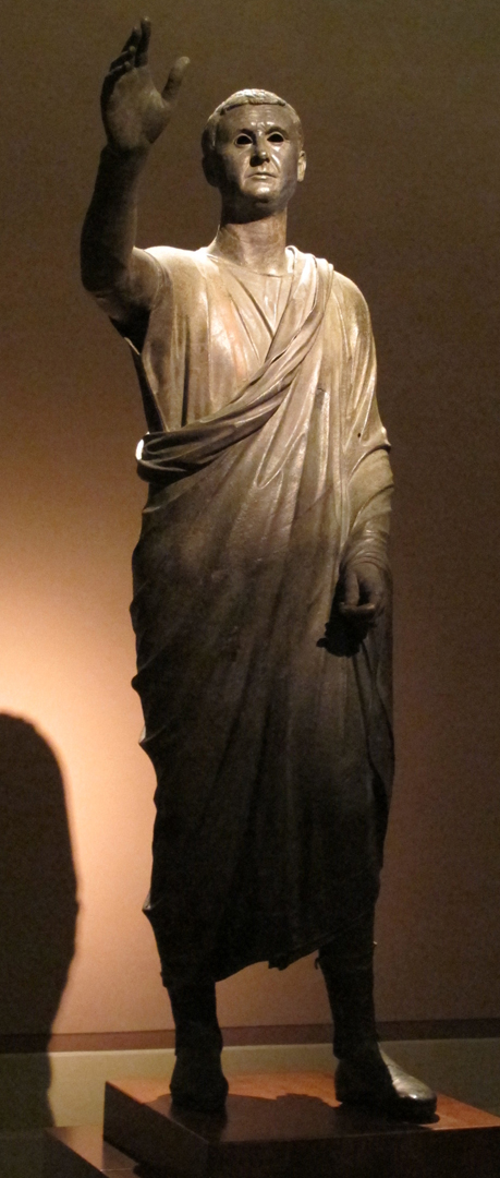 Оратор. Ок. 100 г. до н.э.