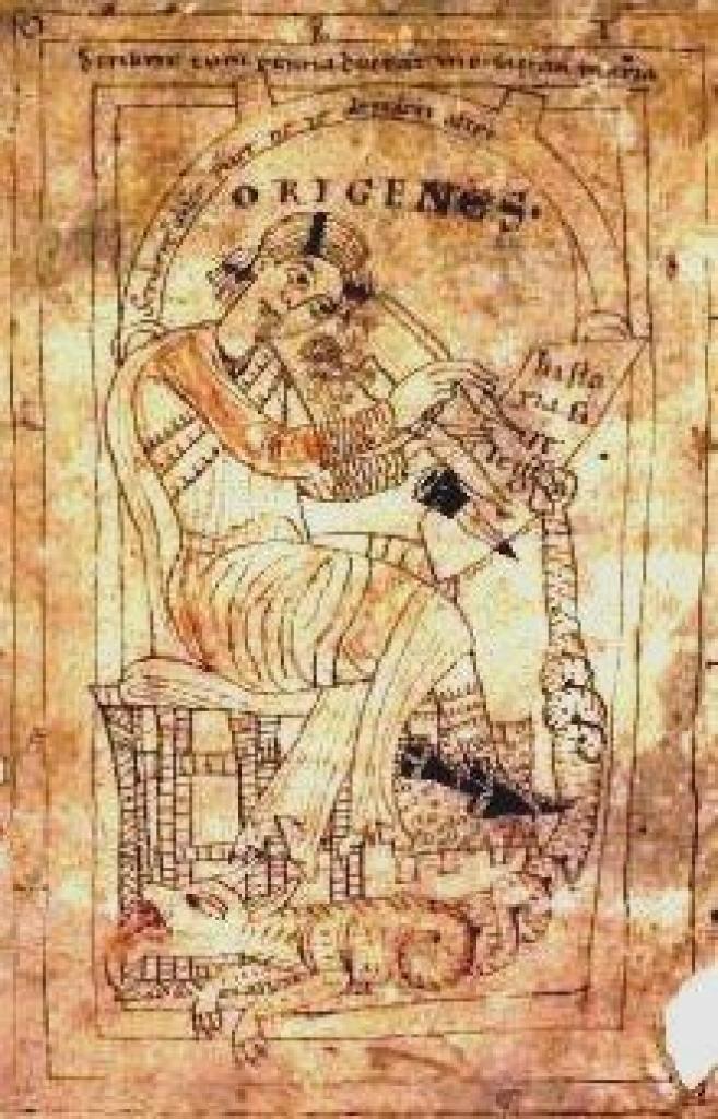 Ориген (ок.185-253)