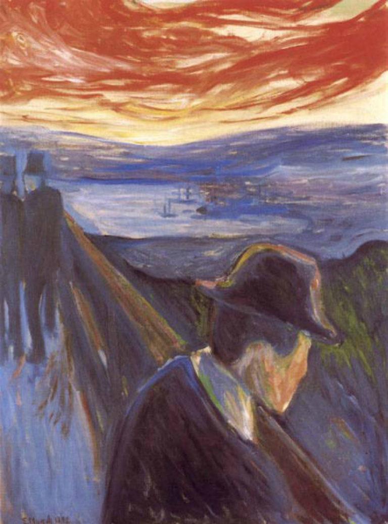 Отчаяние. 1892