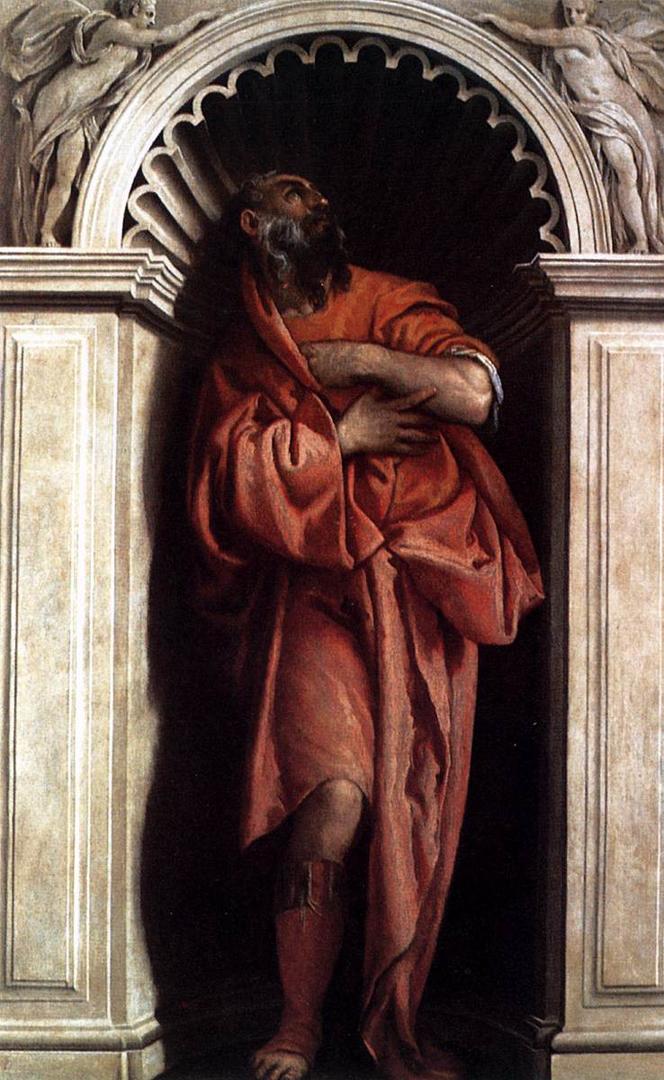 Платон. 1560-е