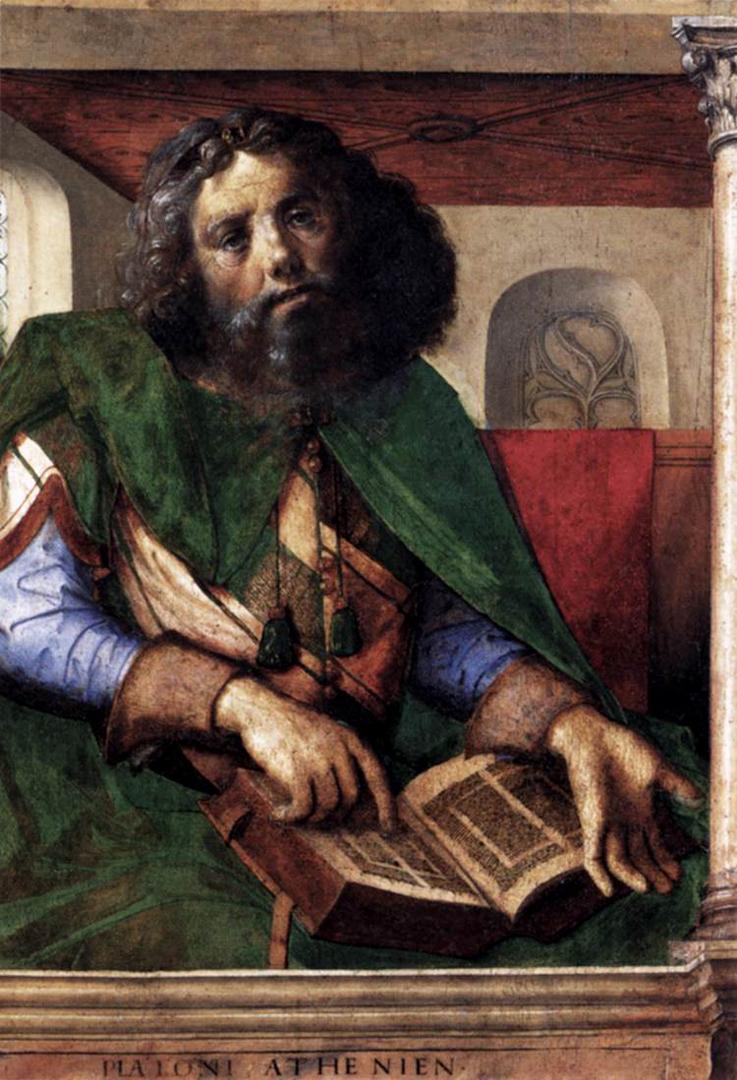 Платон. Ок. 1477