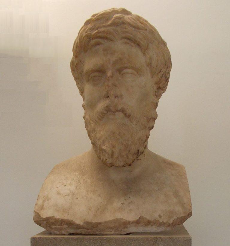 Плутарх Хиронейский. II-III вв. н.э.