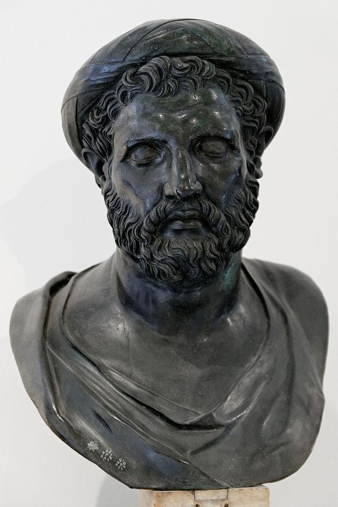 Псевдо-Архит Тарентский (вероятно, Пифагор)