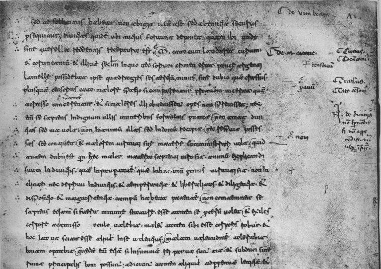 Сенека. Диалоги, книга 7. XI-XII вв.