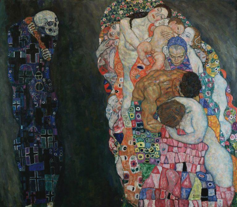Смерть и жизнь. 1908–1911
