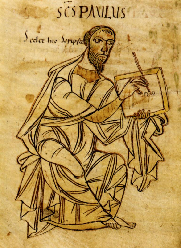 Святой Павел. IX в.