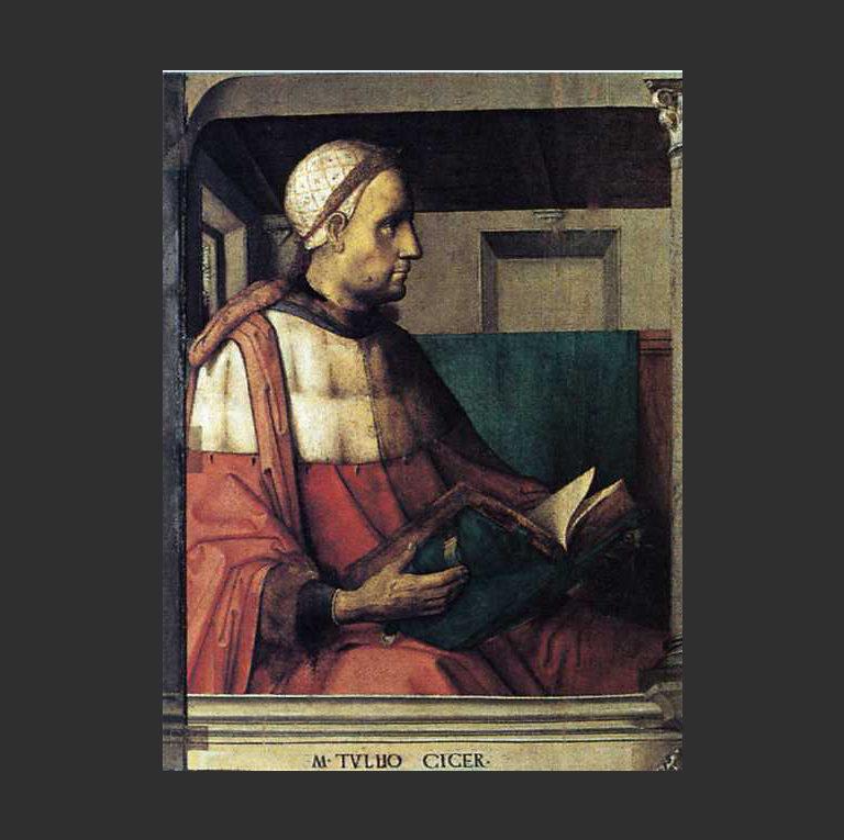 Цицерон. Ок. 1472–1476