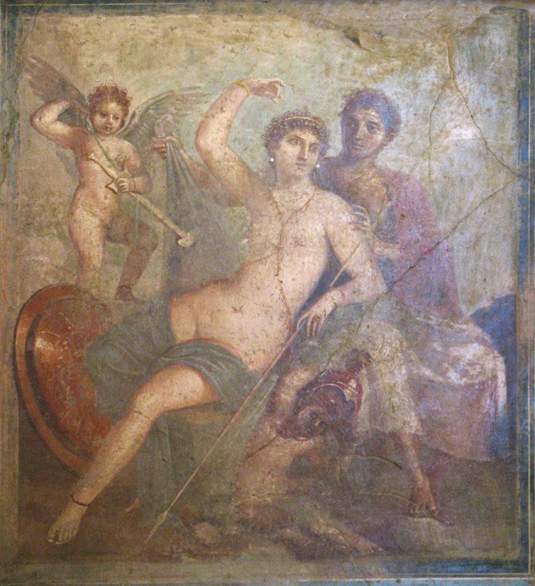 Венера и Марс. I в. н.э.