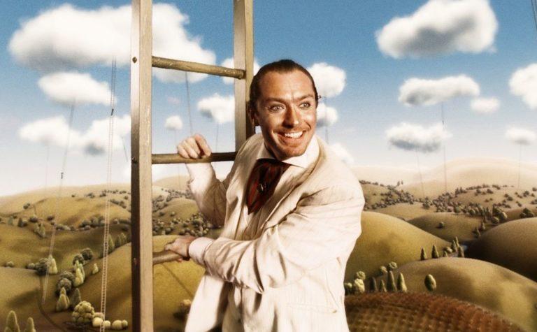 Воображариум доктора Парнаса. Кадр из фильма. 2010