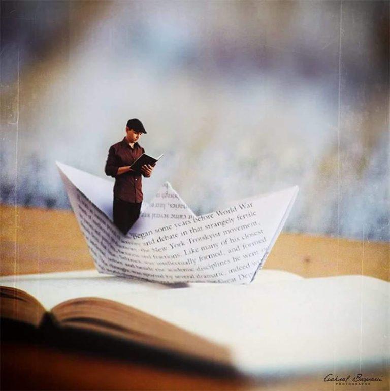 Я думаю о жизни как о хорошей книге